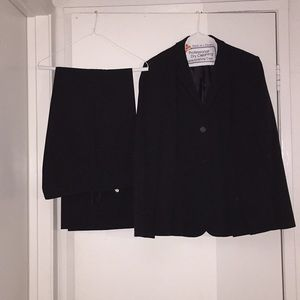 Calvin Klein - Black Suit (2pc Set)